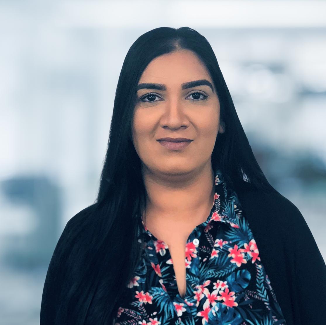 Dina Patel Evolution Financial Services Harrow Senior Administrator