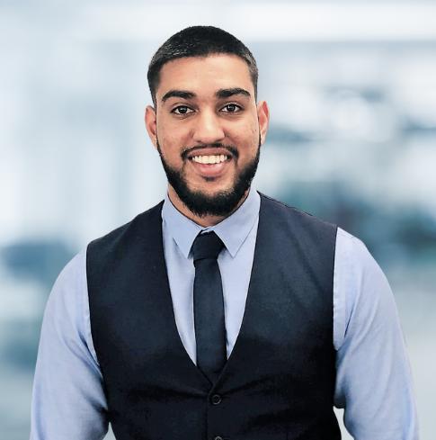 Jayan Patel Mortgage Adviser HarrowEvolution Financial Services