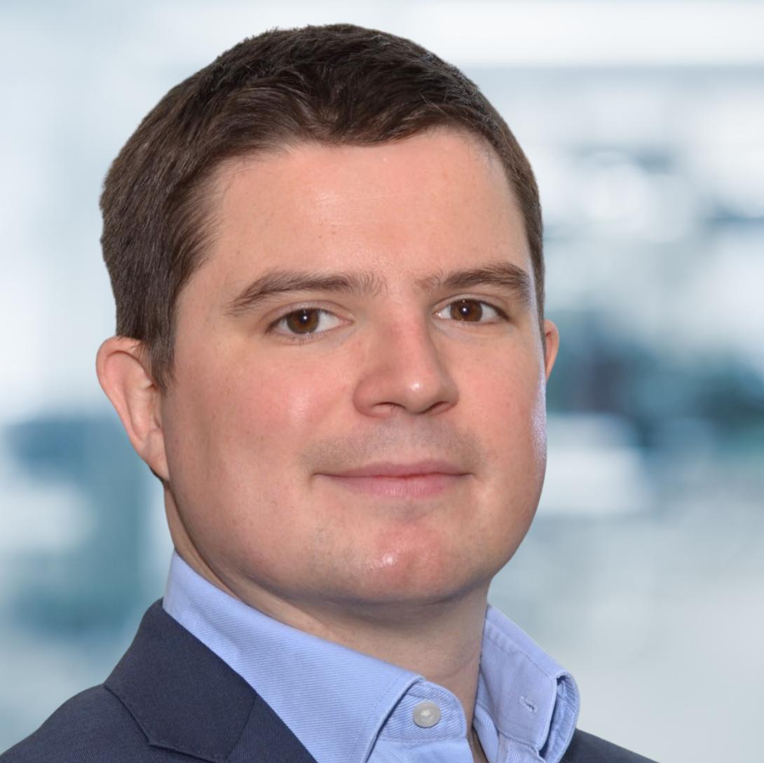 Matt Campbell, IFA, Financial Adviser, Evolution Financial Services, London