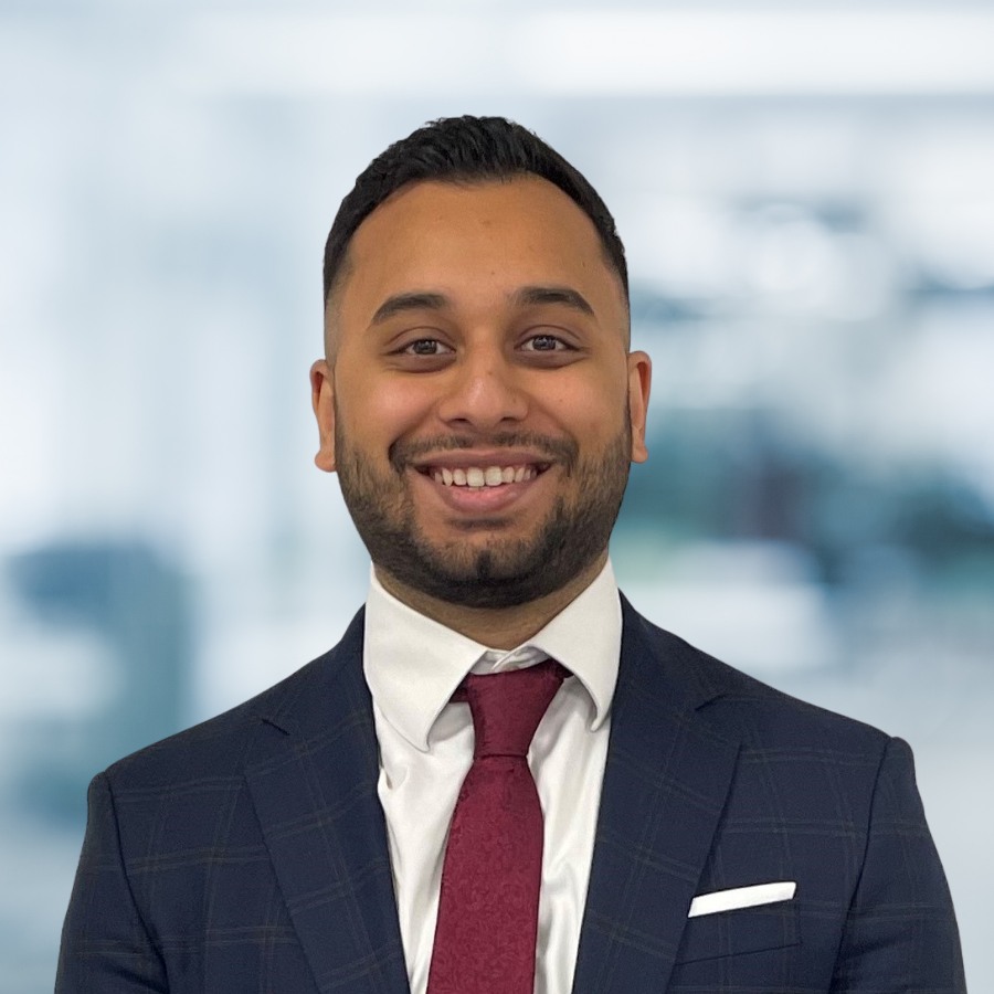Syed Raza Senior paraplanner- Evolution Financial Services Harrow